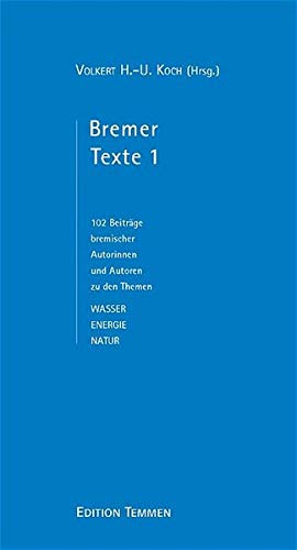 Bremer Texte 1. (9783861081869) by Katharine Holabird