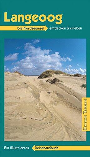 9783861084211: Langeoog: Ein illustriertes Reisehandbuch