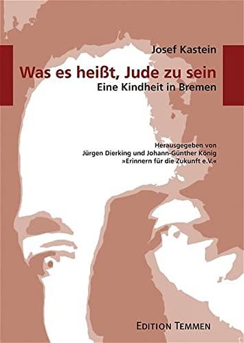 Was es heißt, Jude zu sein: Josef Kastein