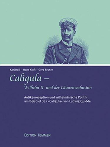 Caligula et Camus: Interferences transhistoriques (Faux Titre 274) (French Edition)