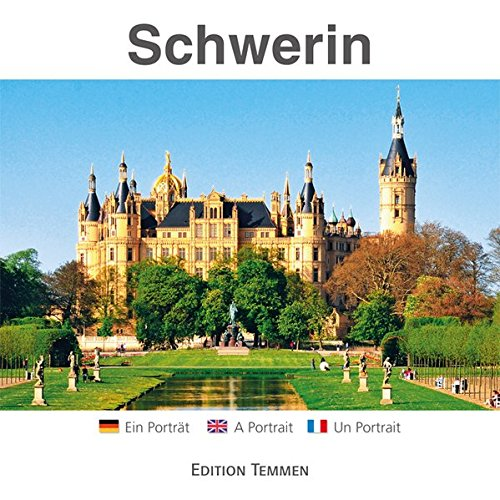 9783861089612: Schwerin: Ein Portrait