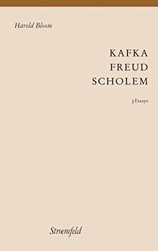 Kafka - Freud - Scholem (3861091747) by Bloom, Harold