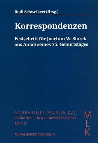Korrespondenzen: Rudi Schweikert