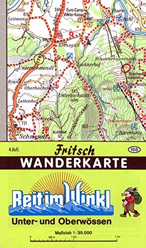 9783861161660: Reit im Winkl/Unter- und Oberwössen