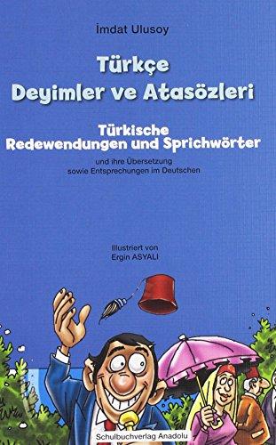 9783861216056: Türkçe Deyimler ve Atsözleri - Türkische Redewendungen und Sprichwörter