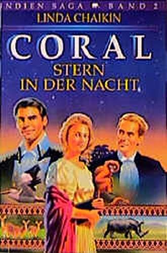 9783861221173: Coral, Stern in der Nacht