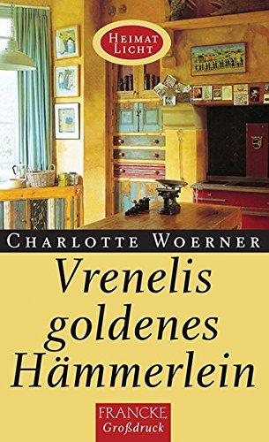 9783861228813: Vrenelis goldenes Hämmerlein