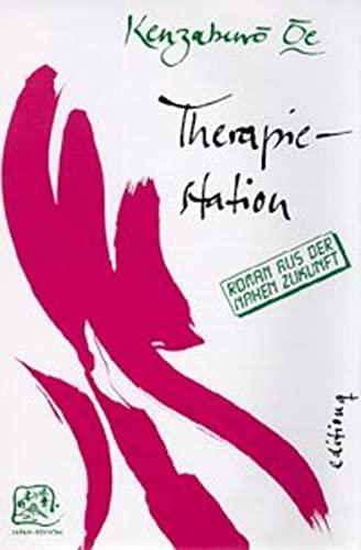 9783861242987: Therapiestation: Roman aus der nahen Zukunft