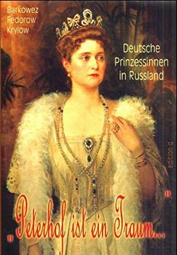 "Peterhof ist ein Traum . "" : Barkowez, Olga"