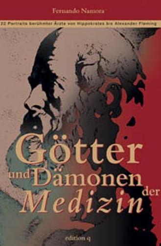 9783861245537: Götter und Dämonen der Medizin.