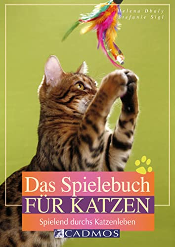 9783861271338: Das Spielebuch für Katzen: Spielend durchs Katzleben