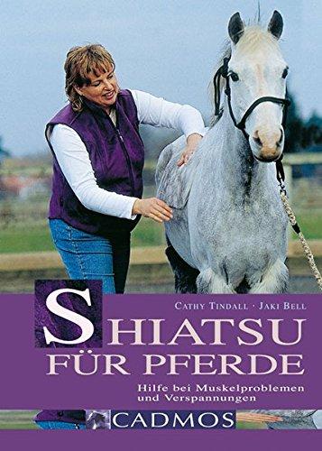 9783861274155: Shiatsu für Pferde