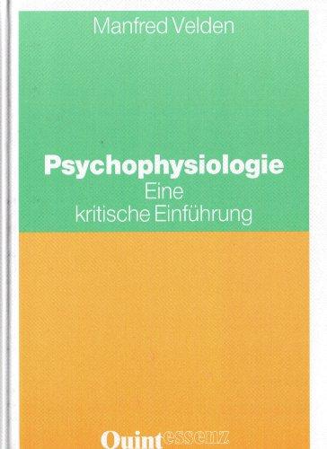 9783861282105: Psychophysiologie. Eine kritische Einführung