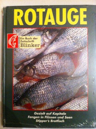 9783861321538: Rotauge. Ein Buch der Zeitschrift Blinker