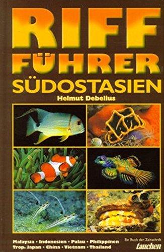 9783861326106: Riff-Führer Südostasien