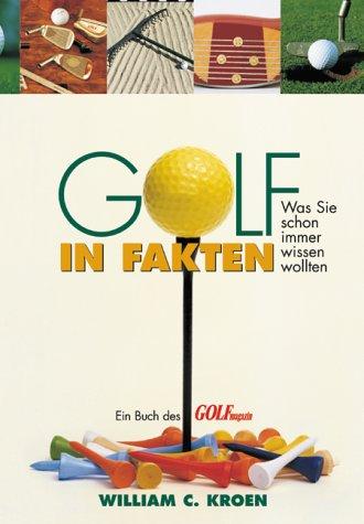 9783861326755: Golf in Fakten.