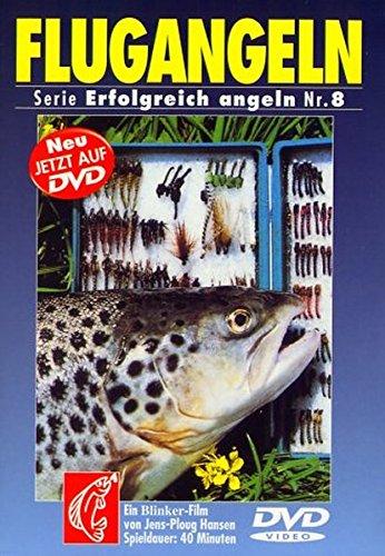 9783861326939: Flugangeln - Erfolgreich angeln 8 [Alemania] [DVD]