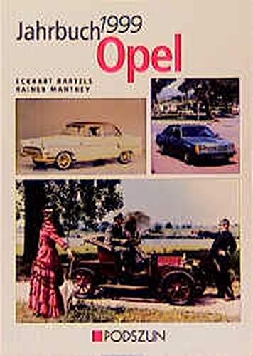 9783861332039: Jahrbuch Opel 1999