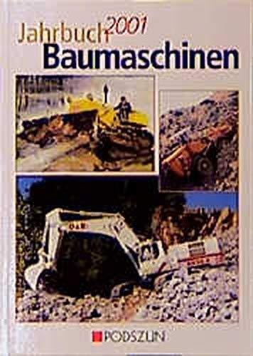 9783861332541: Jahrbuch Baumaschinen, 2001