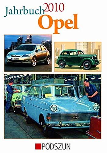 9783861335320: Jahrbuch Opel 2010