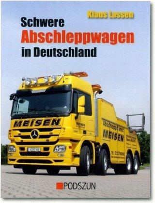 9783861335375: Schwere Abschleppwagen in Deutschland