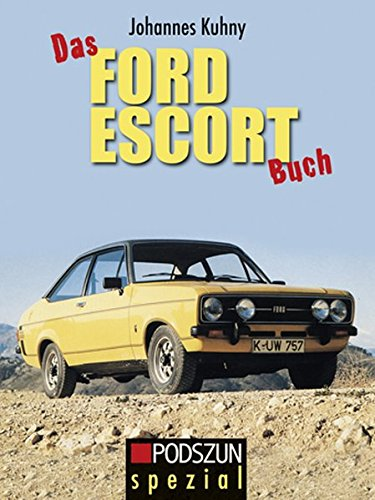Ford escort service excited too