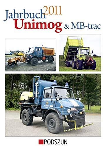 9783861335726: Jahrbuch Unimog & MB-trac 2011