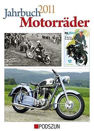 Jahrbuch Motorräder 2011 - Nabinger, Manfred