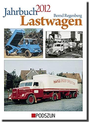 9783861336051: Jahrbuch Lastwagen 2012