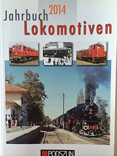 9783861336976: Jahrbuch Lokomotiven 2014