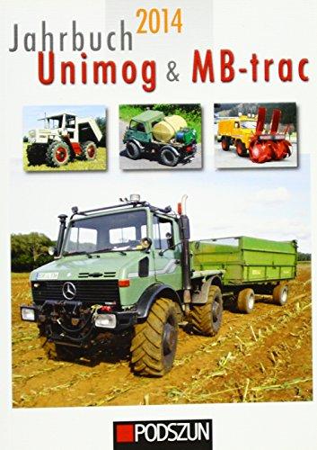 9783861336990: Jahrbuch Unimog & MB-trac 2014