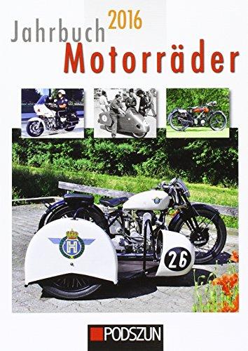 9783861337805: Jahrbuch Motorräder 2016