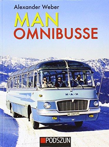 9783861337867: MAN Omnibusse