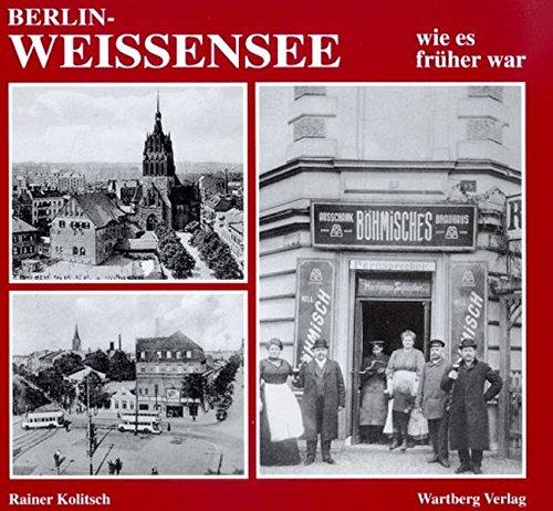 9783861343400: Berlin-Weissensee wie es fr�her war