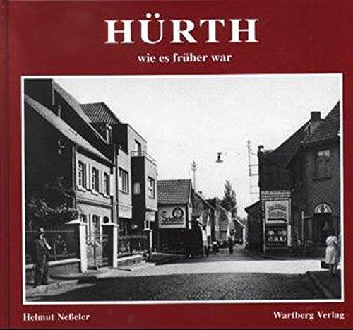 Hürth - wie es früher war: Nesseler Helmut