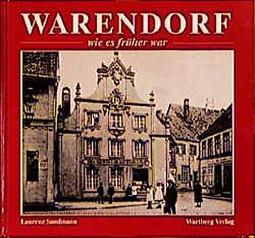 9783861348641: Warendorf wie es früher war
