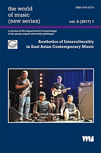 Aesthetics of Interculturality in East Asian Contemporary: Birgit Abels