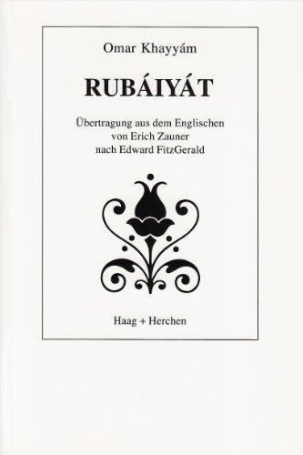 RUBAIYAT: Khayyam, Omar