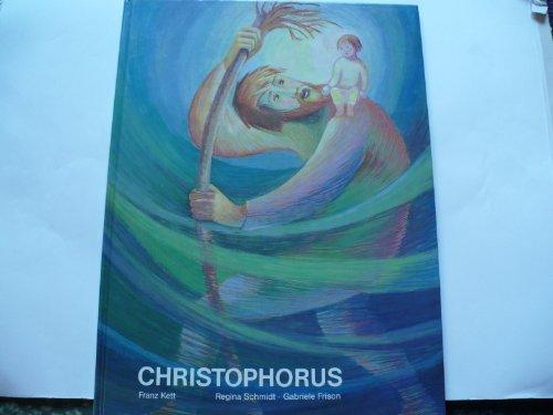 9783861410850: Christophorus: Bilderbuch zur Legende (Livre en allemand)