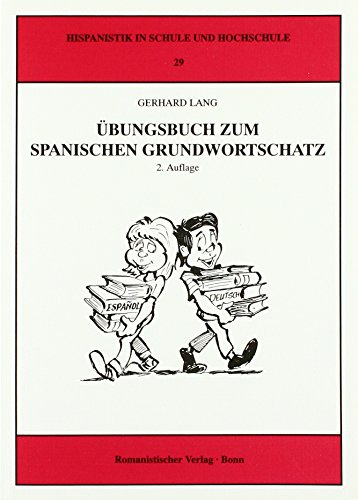 9783861430193: Übungsbuch zum spanischen Grundwortschatz