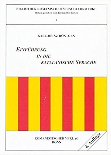 9783861431183: Einführung in die katalanische Sprache