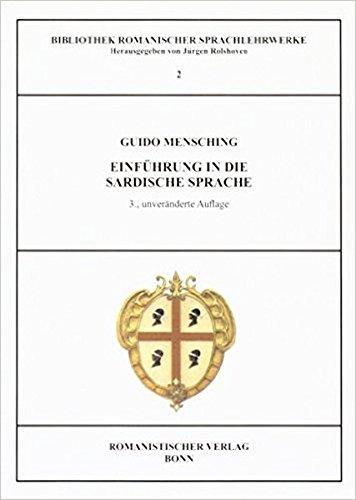 9783861431497: Einf�hrung in die sardische Sprache (Livre en allemand)