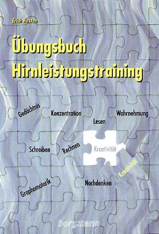 9783861452386: Übungsbuch Hirnleistungstraining