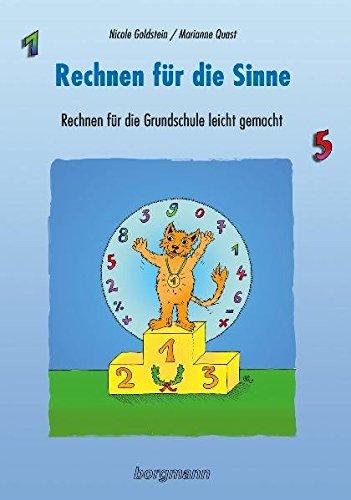 9783861453352: Rechnen für die Sinne: Rechnen für die Grundschule leicht gemacht