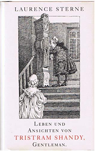 9783861501541: Leben und Ansichten von Tristram Shandy, Gentleman