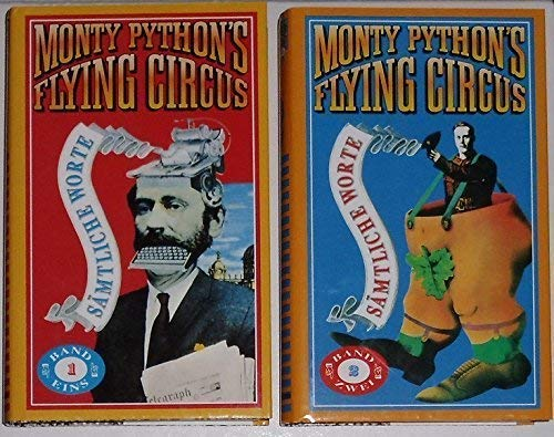 9783861502067: Monty Python's Flying Circus