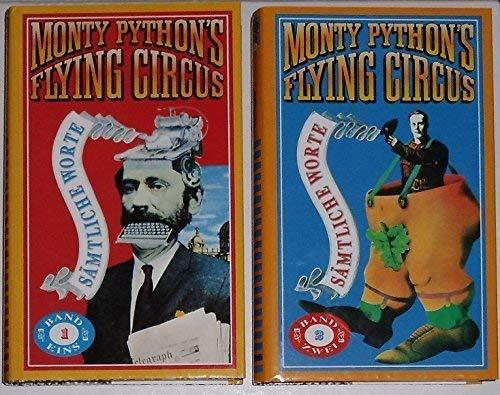 9783861502067: Monty Python's Flying Circus. Sämtliche Worte. Band 1.