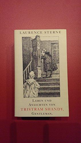9783861502661: Leben und Ansichten von Tristram Shandy, Gentleman