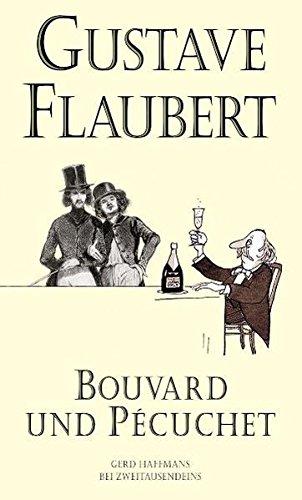 9783861505341: Bouvard und Pecuchet. Roman.