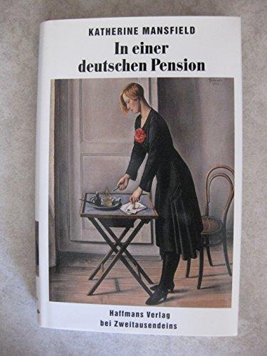 In einer deutschen Pension (Gerd Haffmans bei Zweitausendeins)